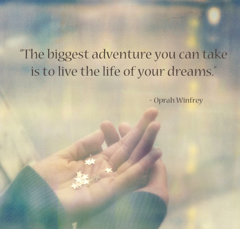 Quotes About Dreams Coming To Life 16 Quotes
