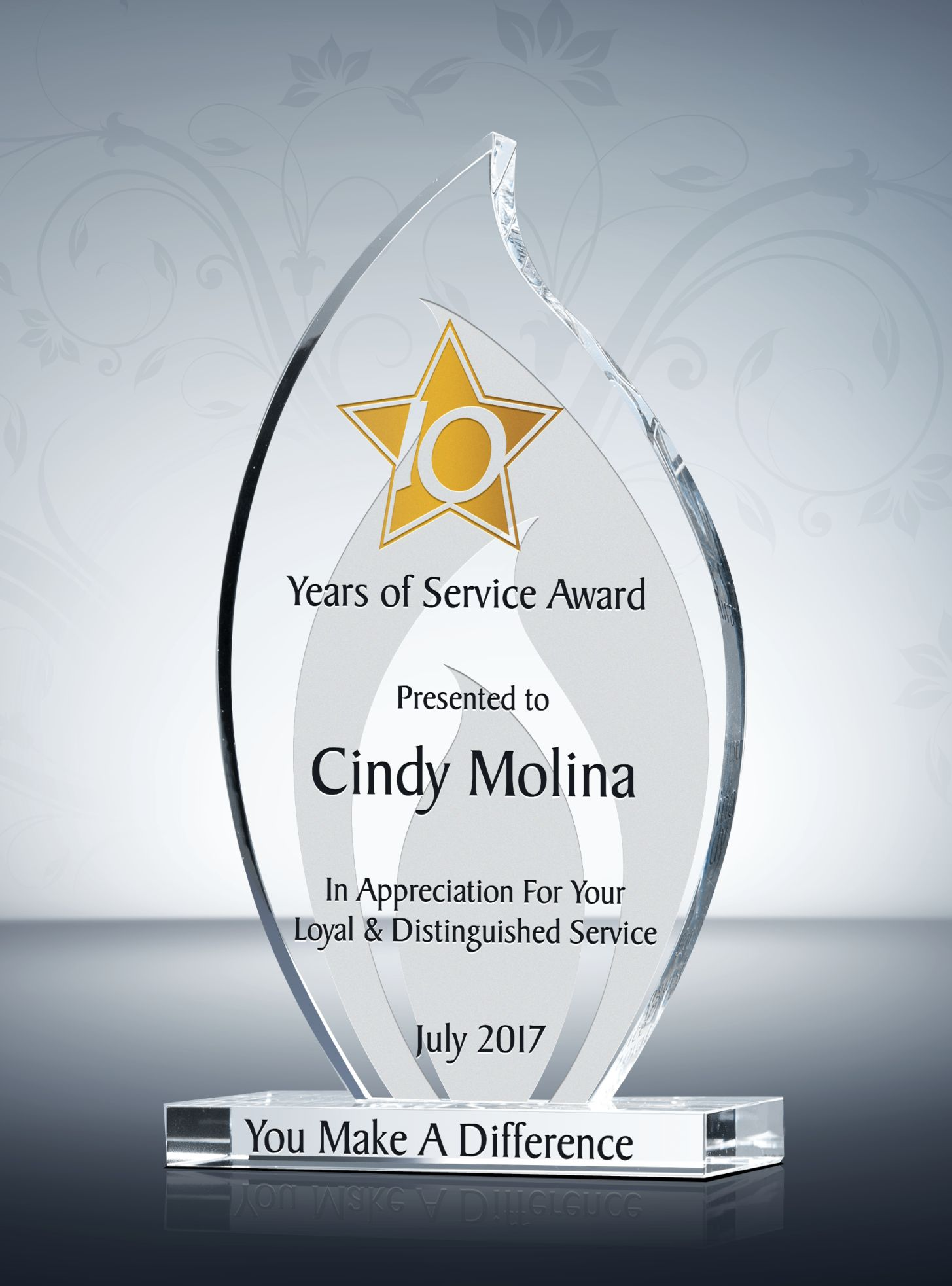 Quotes About Recognition For Service (18 Quotes