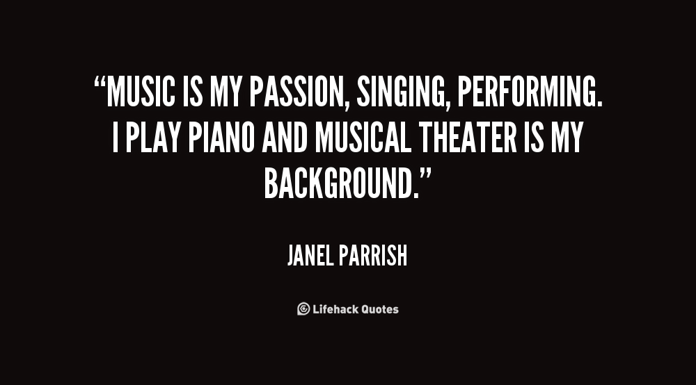 Quotes About Musical Performance 36 Quotes