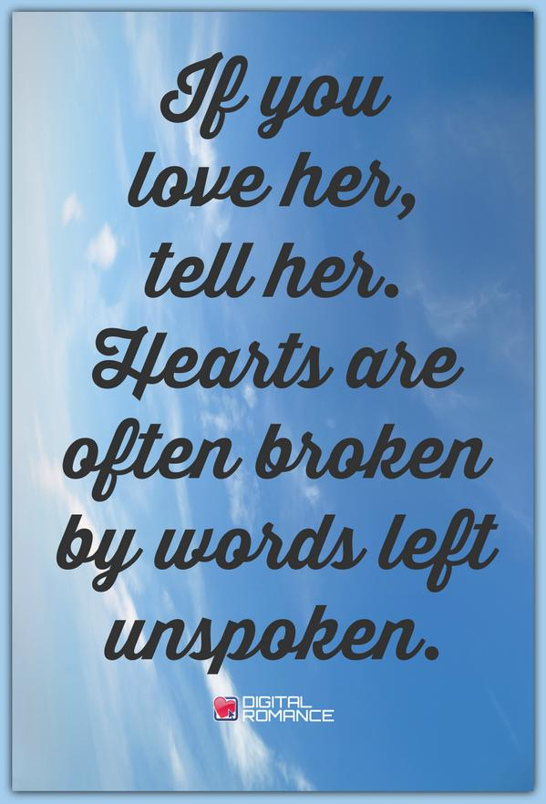 Quotes about Unspoken (156 quotes)