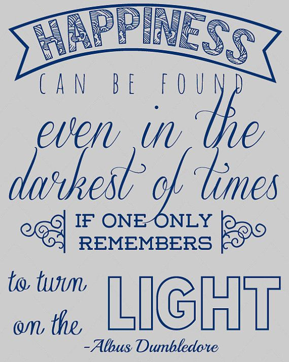 quotes about light harry potter quotes