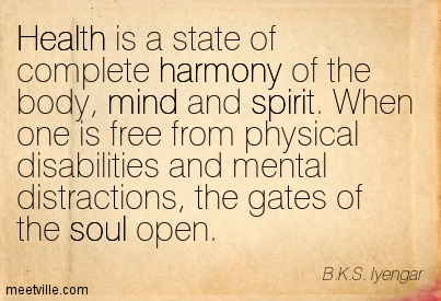 Quotes About Mind Body And Spirit 103 Quotes