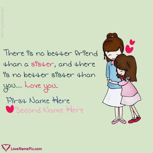 Quotes about Named sisters (53 quotes)