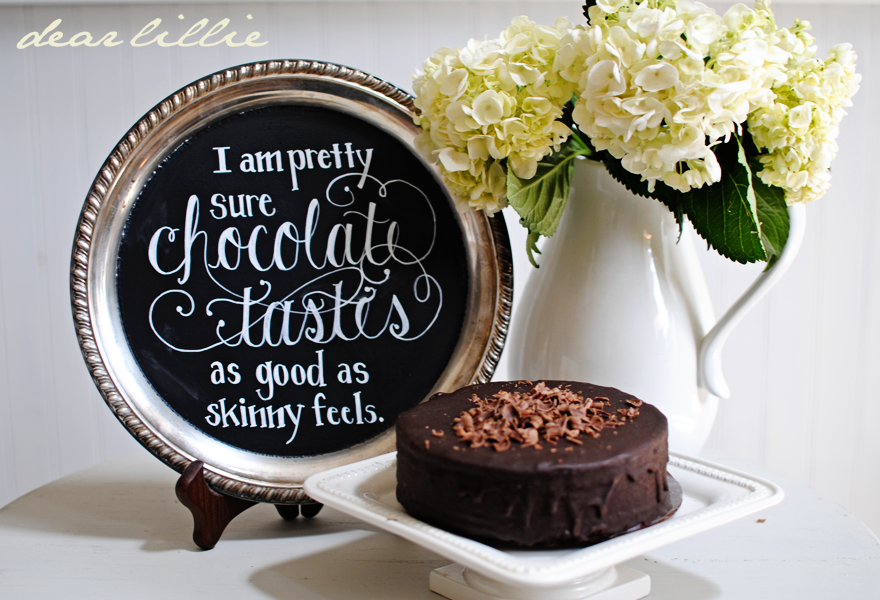 Quotes about Chocolate Cake 60 quotes