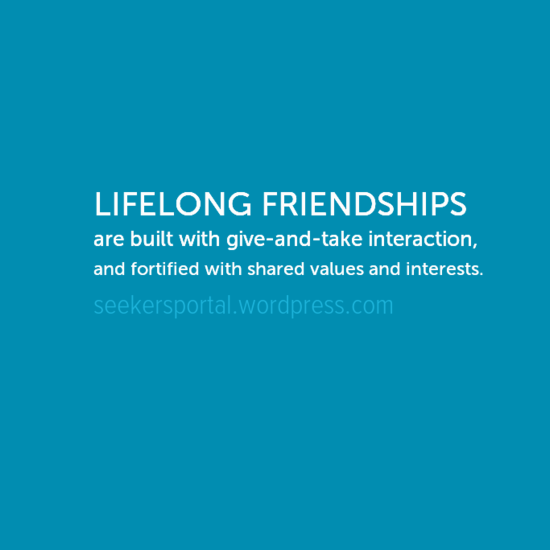 Quotes about Lifelong Friends (37 quotes)