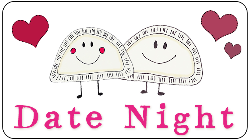 Quotes about Date night (53 quotes)