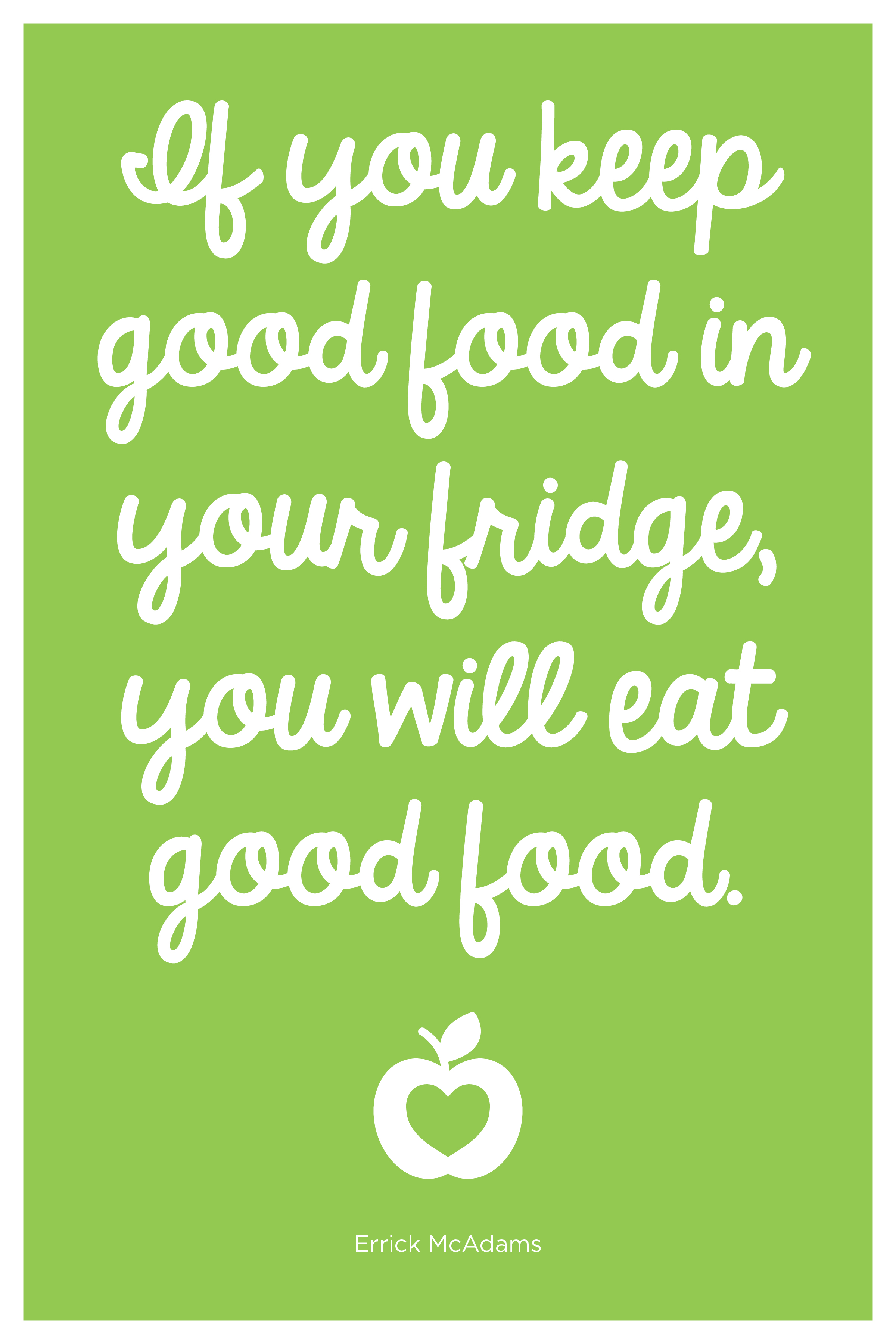 Quotes About Healthy Eating 107 Quotes