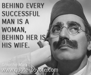 Quotes About Groucho 48 Quotes
