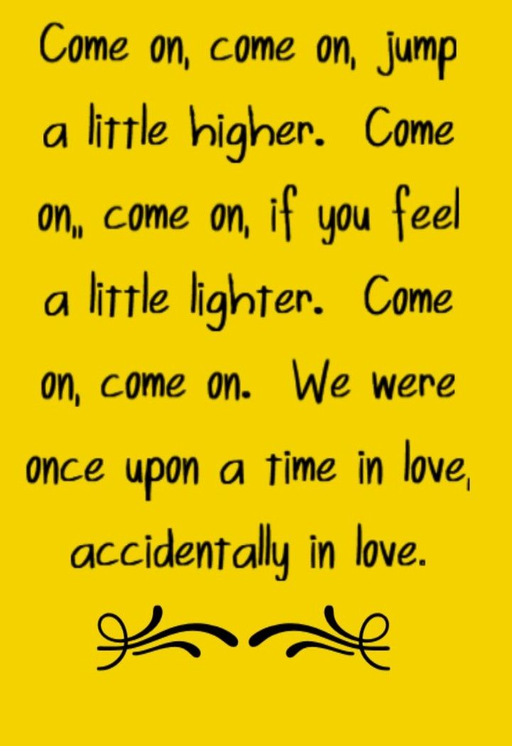Quotes About Love In Song Lyrics 25 Quotes