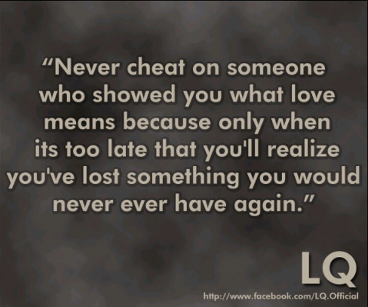 Quotes About Cheating In Relationships (19 Quotes