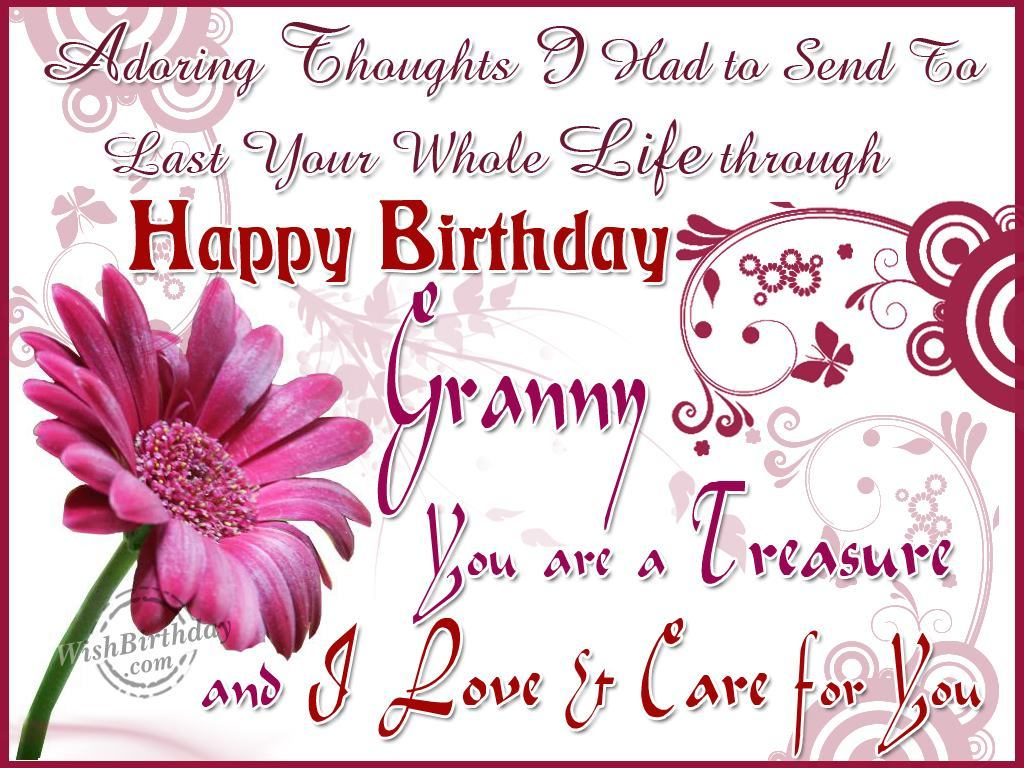quotes about grandmother s birthday quotes