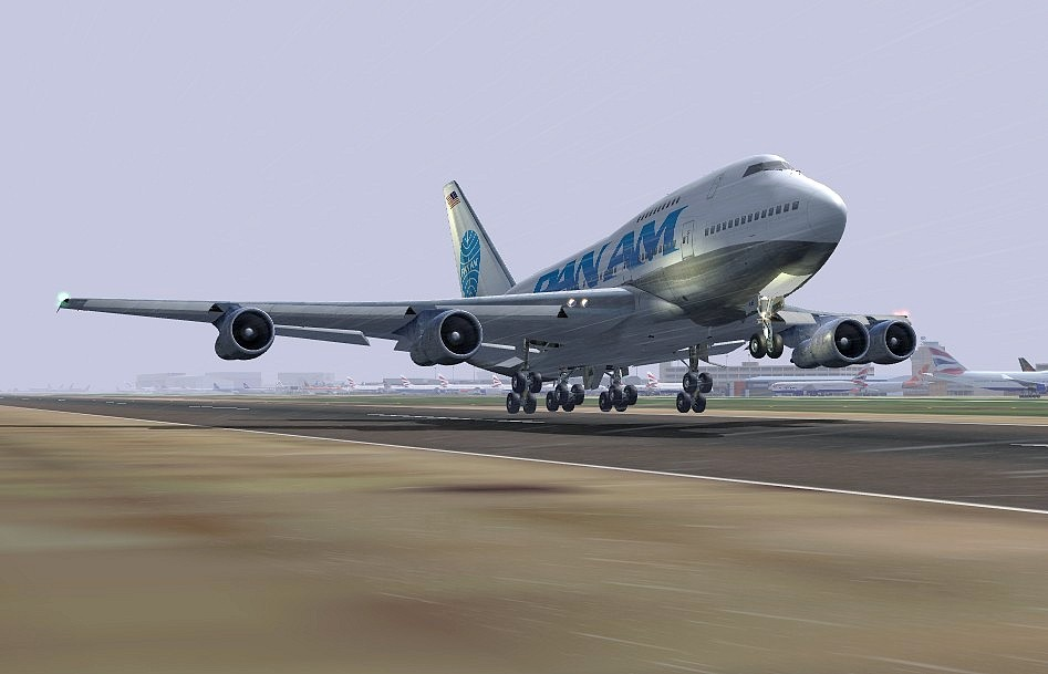 Quotes about Boeing 747 (21 quotes)