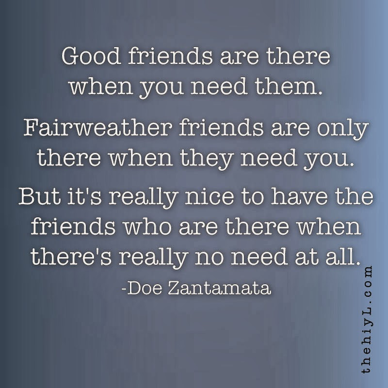 quotes about fair weather quotes