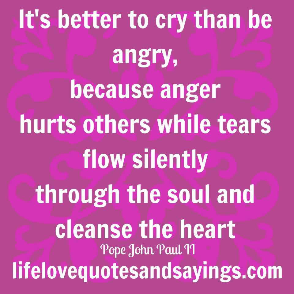 Quotes about Anger with love (48 quotes)