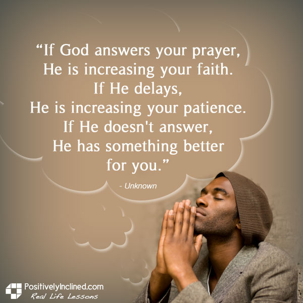 quotes about god answers prayer quotes