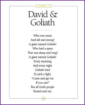 """david and goliath creativity essay I ran across an article in the atlantic that used the expression """"a david and goliath story"""" to describe the immigration reform battle the david and goliath story is one of the most powerful analogies a communicator can use to describe an adversarial scenario between imbalanced competing interests."""