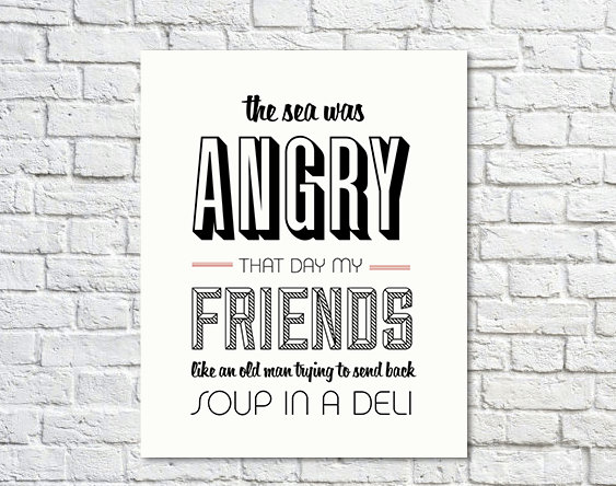 Quotes About Angry Sea 28 Quotes