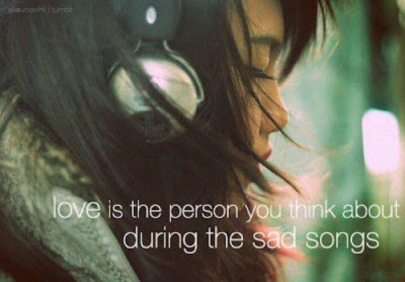 Quotes song sad love Sad Song