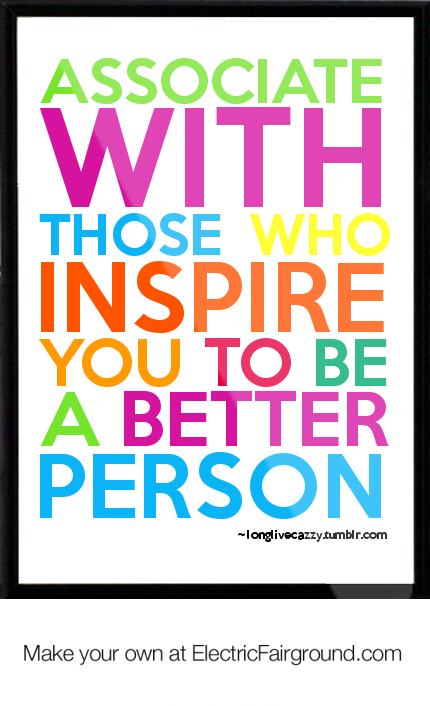 inspirational quotes to be a better person