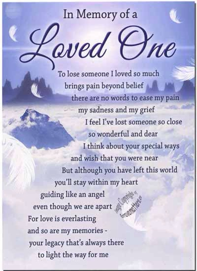 Quotes about Anniversary of death (30 quotes)