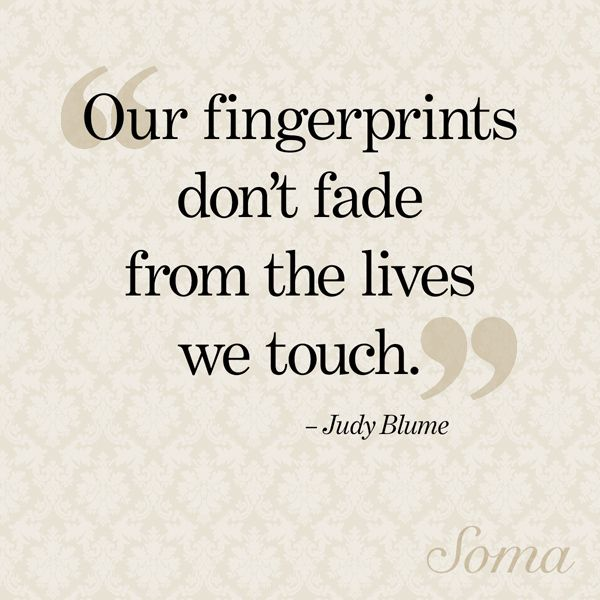 Touching Motivational Quotes: Quotes About Touching Lives (34 Quotes