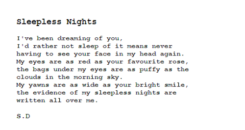 Quotes About Sleepless Nights (47 Quotes