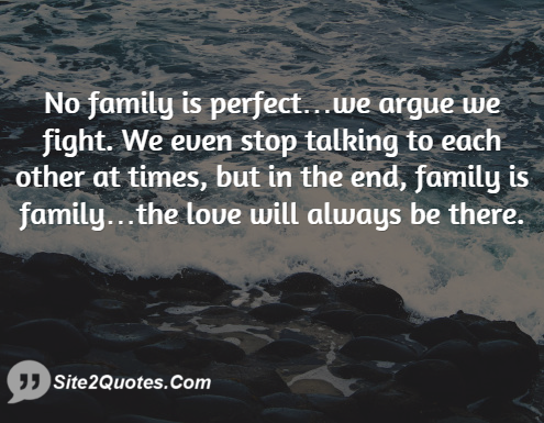 Quotes About Family Quarrel 27 Quotes