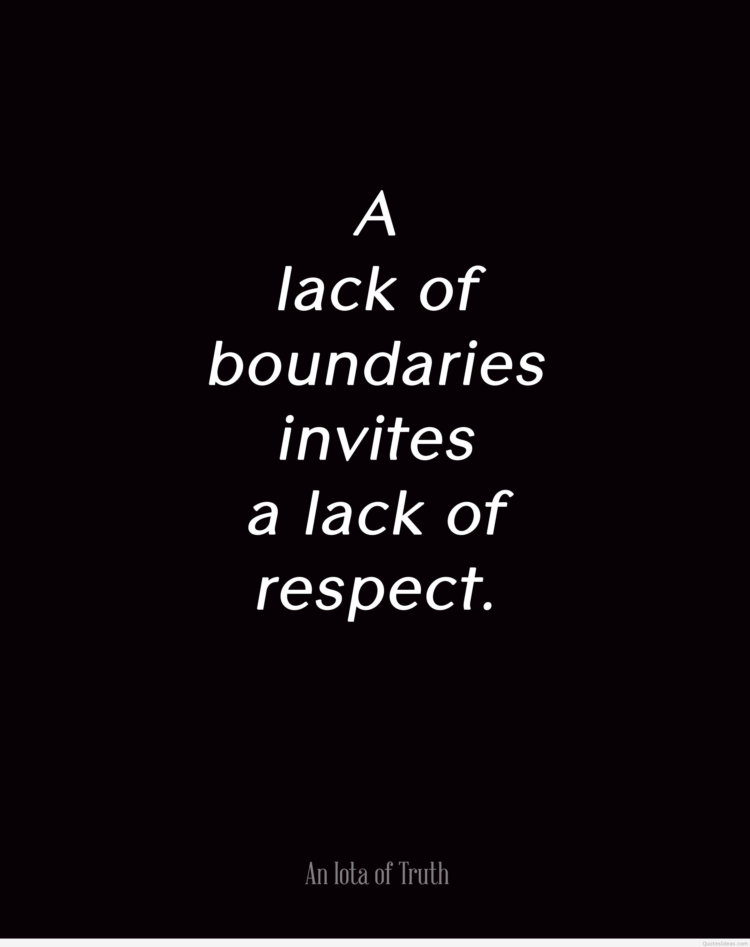 Quotes About Respect Images 27 Quotes
