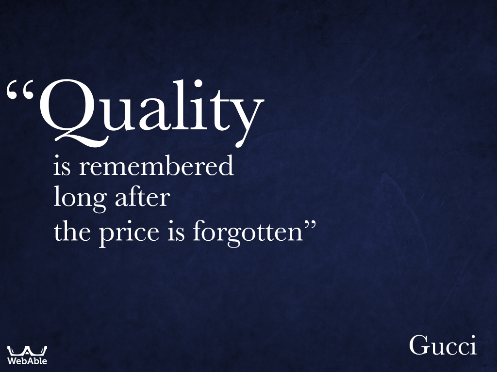 Quotes about Quality customer service (35 quotes)