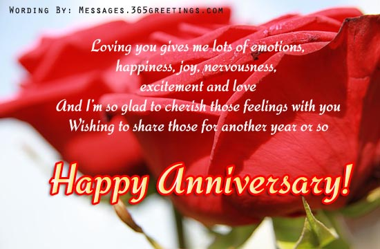 Happy anniversary e messages happy years together free happy