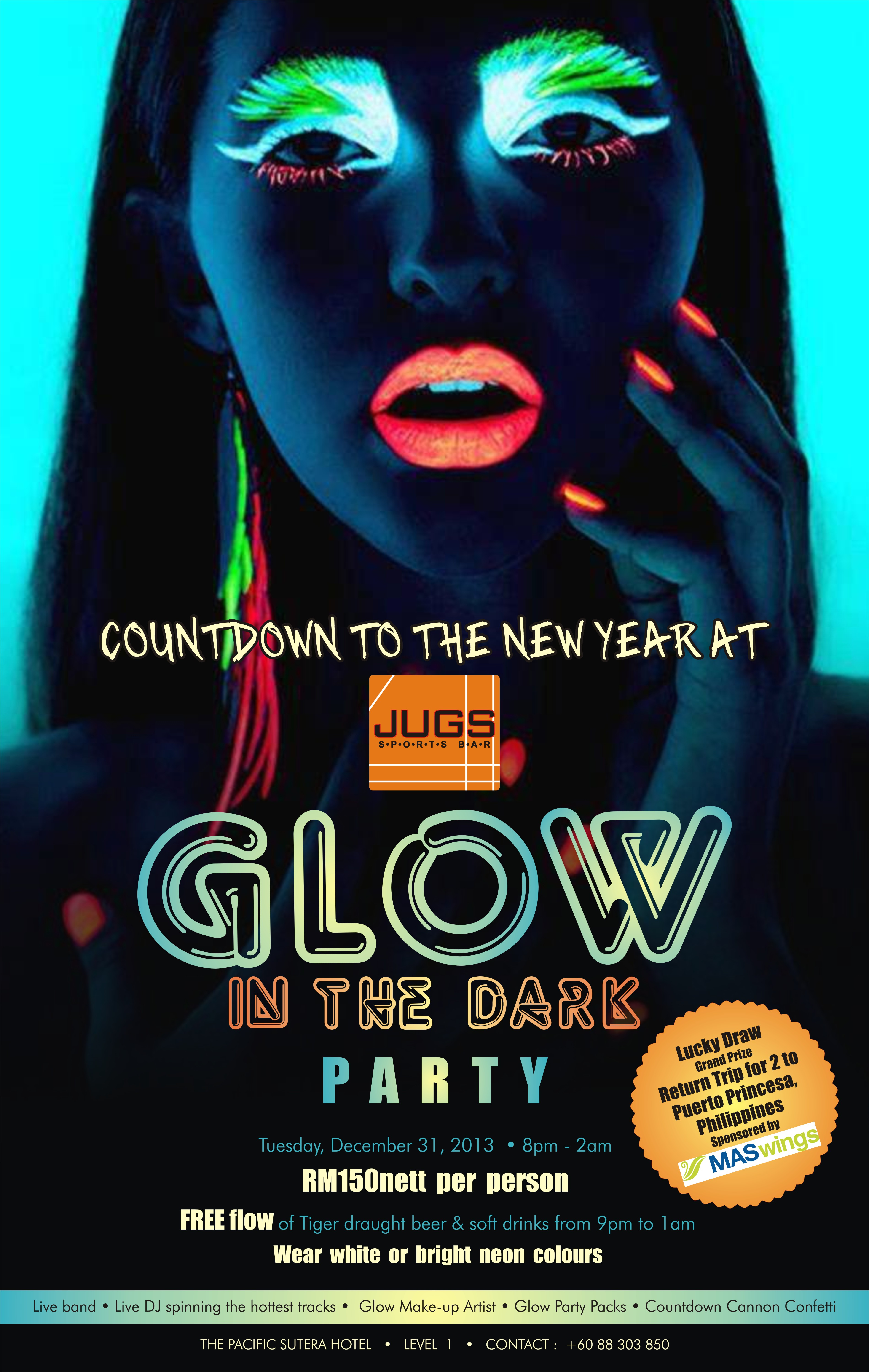 Quotes about Glow In The Dark (65 quotes)