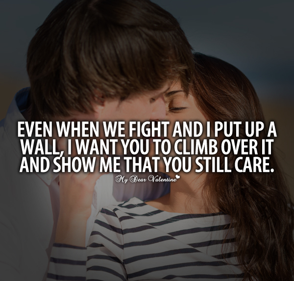 quotes about boyfriend caring quotes