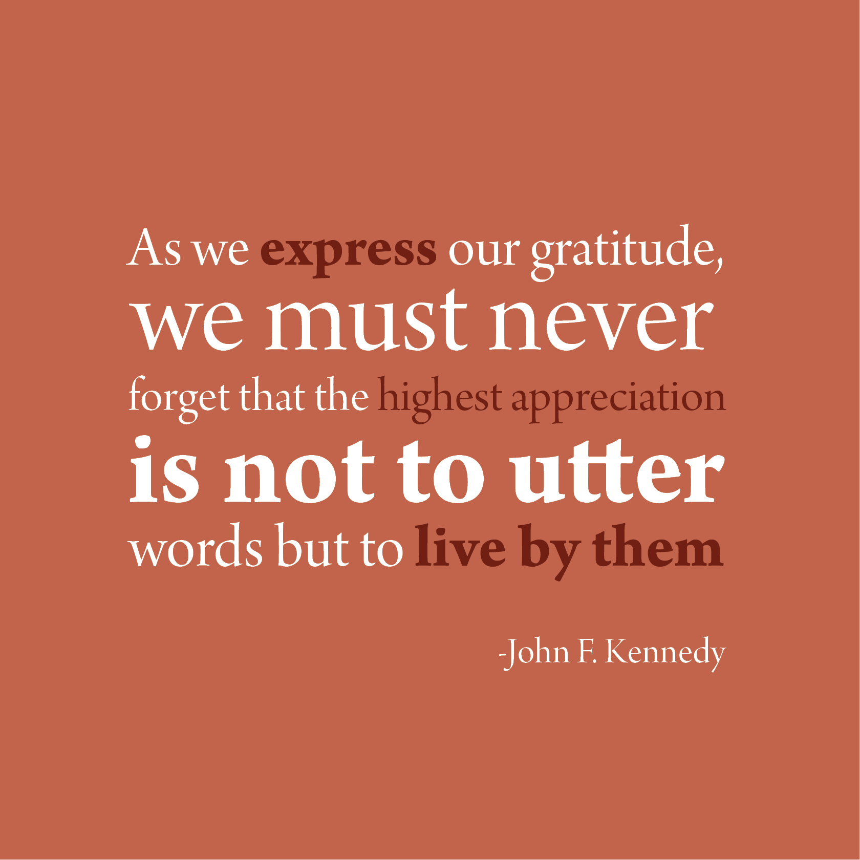 Expressing Quotes: Quotes About Expressing Gratitude (84 Quotes