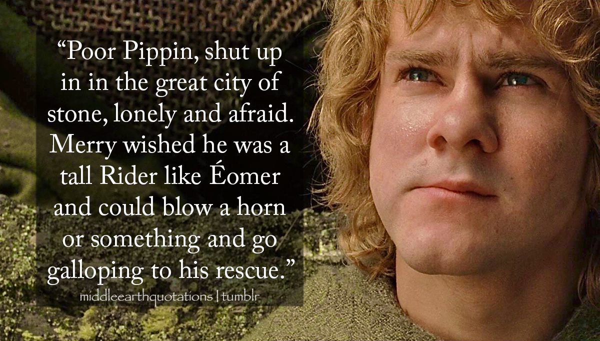 Quotes About Pippin