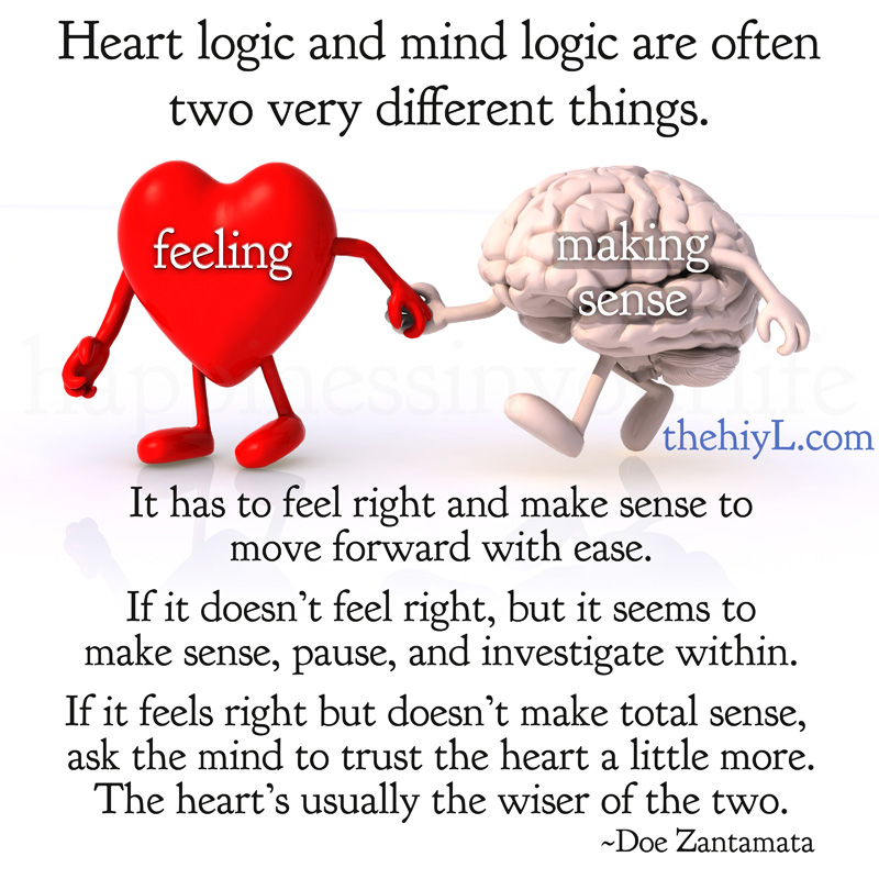 Quotes About Mind And Heart Conflicting 14 Quotes