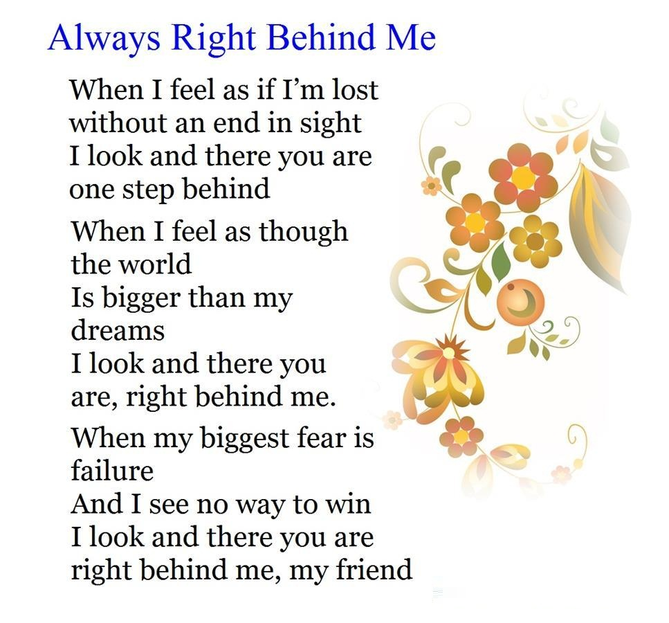 Best Birthday Quotes For Friend In English: Quotes About Friendship Poem (22 Quotes