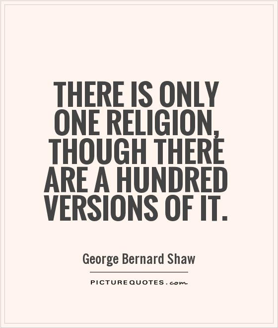 Quotes about All religions 368 quotes