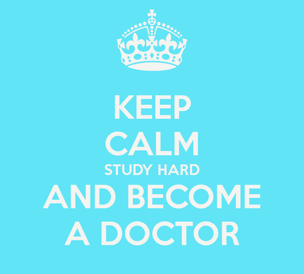 my wish to become a doctor
