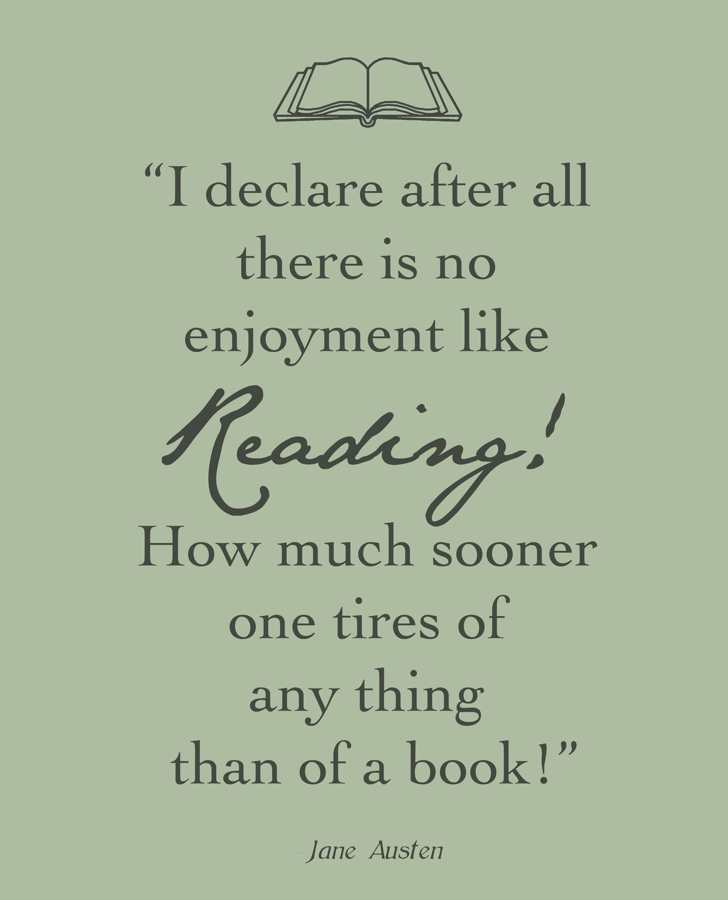 Quotes about Reading jane austen (41 quotes)