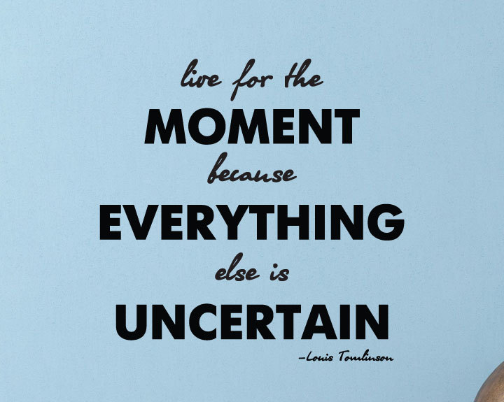 Image result for live in moment quotes
