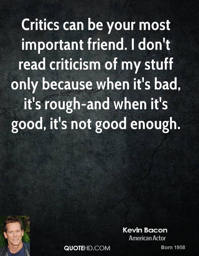 Quotes About Movie Critic 24 Quotes