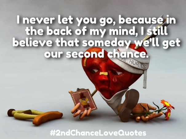 Quotes about Giving me a chance (68 quotes)