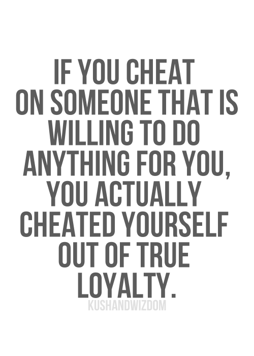 Quotes about women cheating
