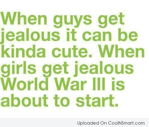 Girl make status jealous a to How to