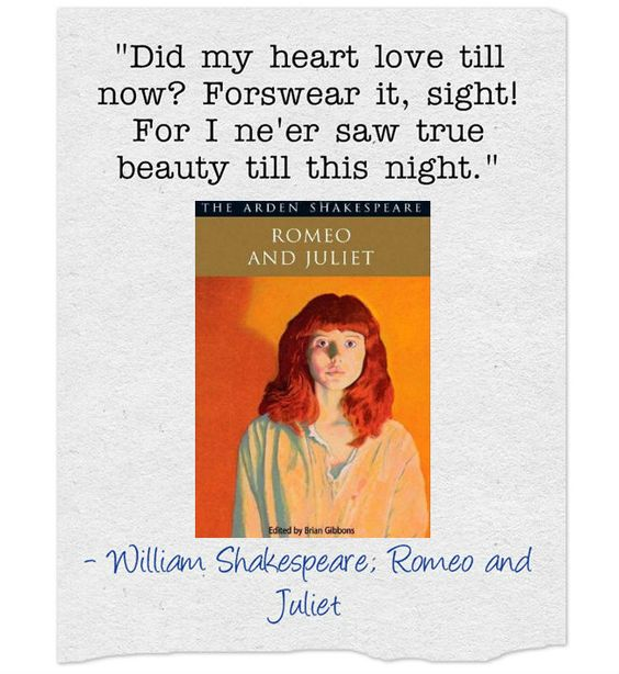an analysis of the true love in romeo and juliet by william shakespeare The balcony scene from shakespeare's romeo and juliet romeo if my heart's dear love --juliet have decided to educate young william at the school which.