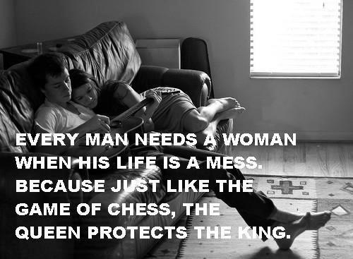 Quotes about Queens And Kings (47 quotes)