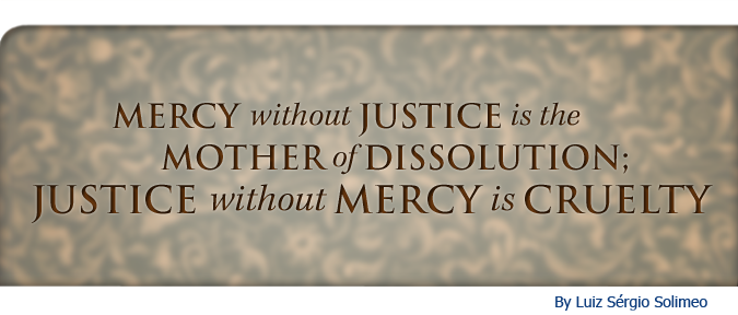 mercy and justice in victor hugo's