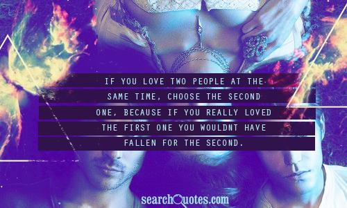 Quotes About Choosing In Love 72 Quotes