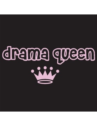 Quotes About Drama Queen. Drama Queen Twelve Oclock Poster ...