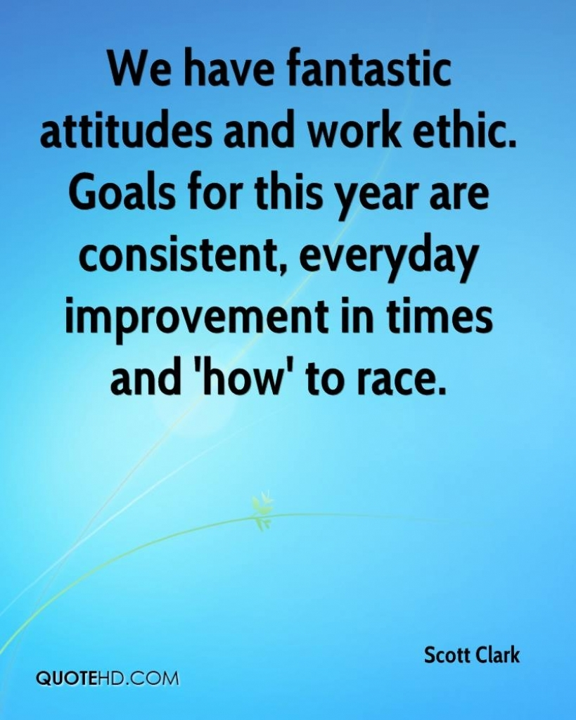 a new work ethic typical attitudes Work ethic is not something that develops from entitlement quite the opposite, in fact it develops when you realize there are a million other people who could perform your job and you are lucky to have one.